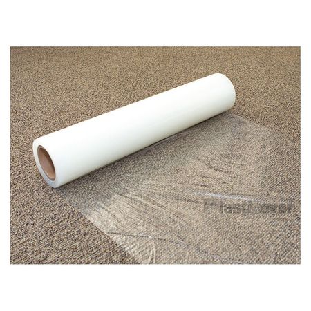 "Carpet Protection Film, 24"", 200 ft."