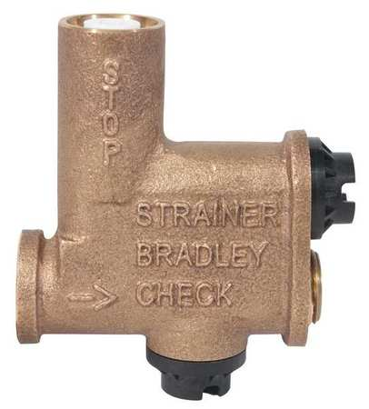 Stop Strainer, Check Valve Kit