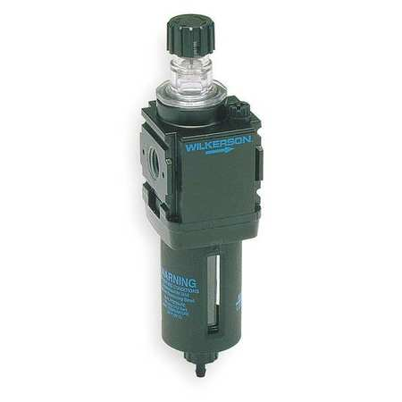 Air Line Lubricator, 1/4In, 57.5cfm, 150psi
