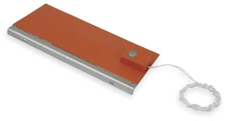 Silicone Rubber Enclosure Heater, 120V