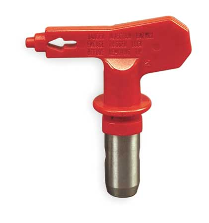 Airless Spray Gun Tip, Sz 0.015