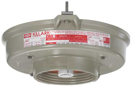High Pressure Sodium Light Fixture, S62