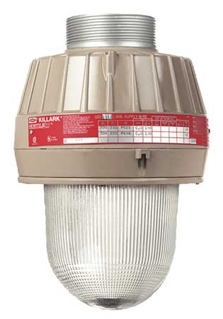 High Pressure Sodium Light Fixture, S55