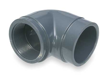 "3/4"" FNPT x Socket PVC 90 Deg. Elbow"