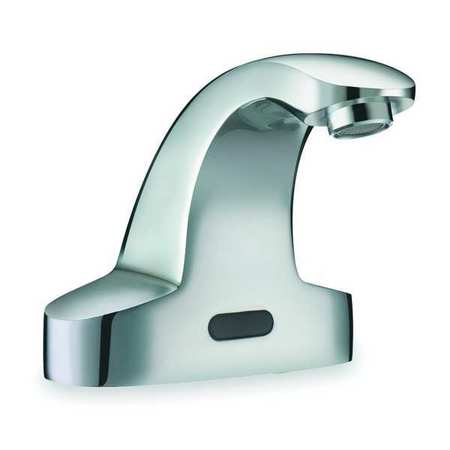 Sensor Bathroom Faucet Standard Spout,  Chrome,  3 Holes