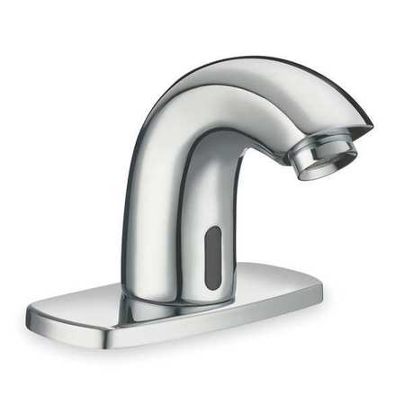 Sensor Bathroom Faucet Standard Spout,  Chrome,  1 Hole