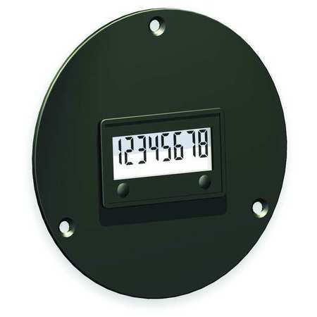 Electronic Counter, 8 Digits, 3 Preset, LCD