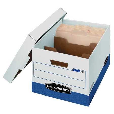 Banker Box, Ltr/Lgl, 850Lb, PK12