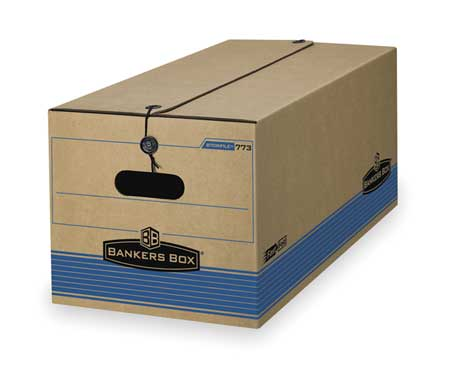Banker Box, Lgl, Recycled, PK12