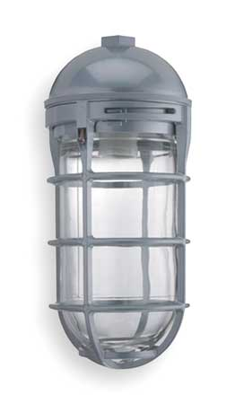 Vapor Tight Fixture, Incand, 150 W, Pendant