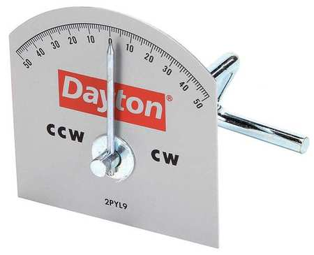 Fan Blade Pitch Gauge