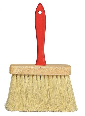 Masonry Brush, White, 5 In
