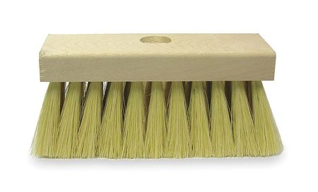 Roof Brush, White, 7 In