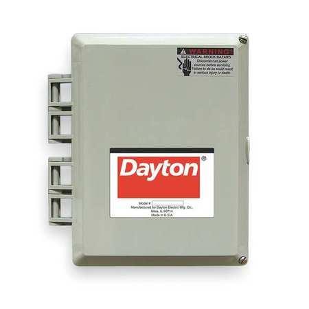 Motor/Pump Control Box,  208/240/480V