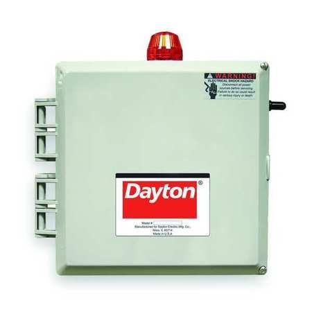 Motor/Pump Control Box,  120/208/240V