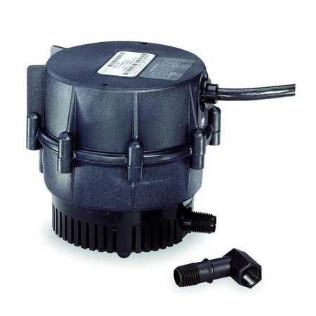 Submersible Centrifugal Pump, 1/150 HP