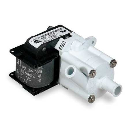 "1/200 HP Polypropylene Magnetic Drive Pump 115V 1/2"" OD"