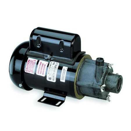 "1/3 HP PPS Magnetic Drive Pump 115/230V 1"" FPT"