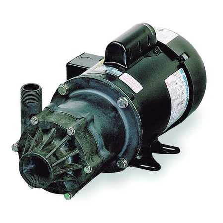 "3/4 HP PPS Magnetic Drive Pump 115/230V 1-1/2"" FNPT"