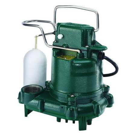 "3/10 HP 1-1/2"" Submersible Sump Pump 115V Vertical"