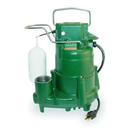 """Mighty-Mate 1/2 HP 1-1/2"""" Submersible Sump Pump 115V Vertical"""