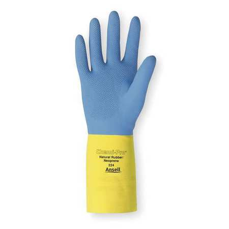 Natural Latex and Natural Latex Blend Gloves