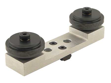 Roller Wheel Bracket Assembly, 6.125 In L