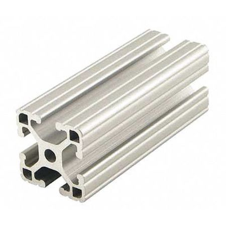 Extrusion, T-Slotted, 15S, 97 In L, 1.5 In W