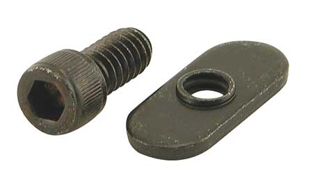 SHCS & T-Nut, For 2128, 2129, PK15
