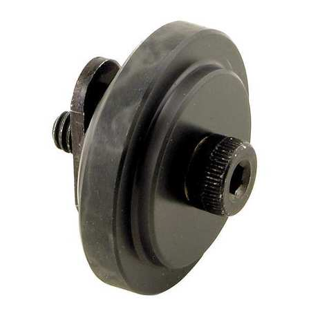 Roller Wheel, Roller Dia 1.5 In