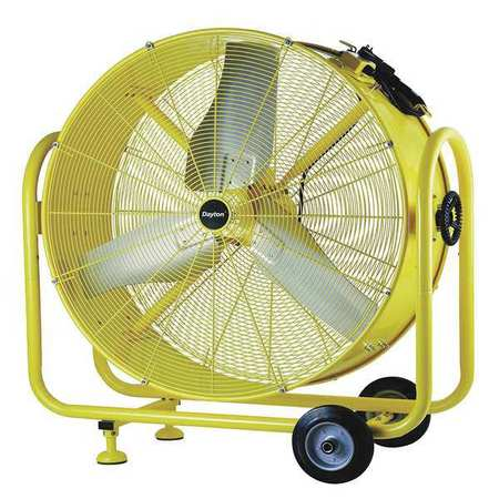 "24"" Mobile Outdoor Air Circulator,  3600/5800 cfm"