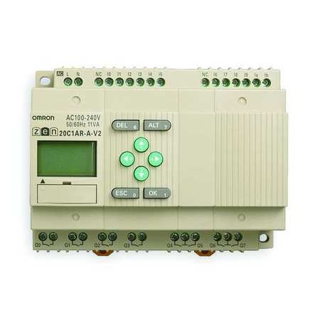 Programmable Relay, 100-240VAC