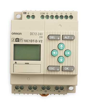 Programmable Relay, 12-24VDC