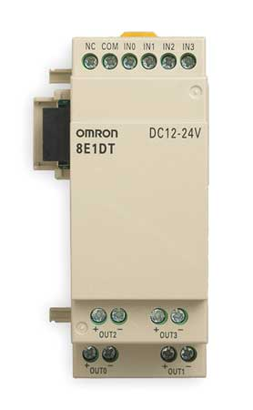 Input/Output Module, 12-24VDC, 4 outputs