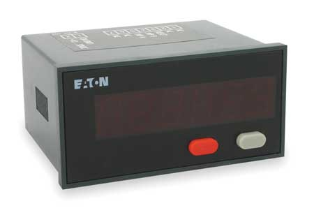 Counter, Electric, LED, 6 Digital, 10-30VDC