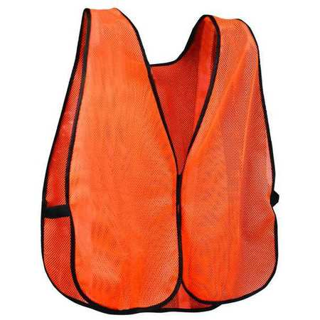M/L Safety Vest,  Orange
