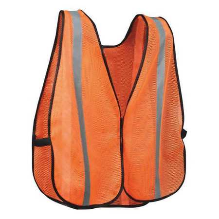 Hi-Vis Vest, Unrated, Universal, Orange