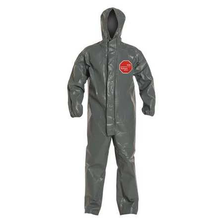 Hooded ThermoPro, Gray, Open, 3XL, PK2