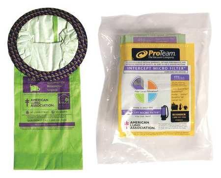 Micro Filter, 6 qt., PK10