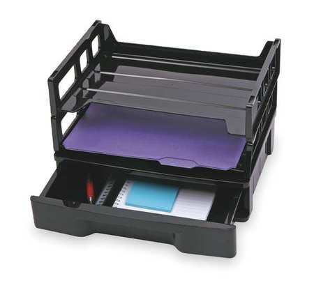 File Holder, Letter, 2 Horiz., 1 Drawer