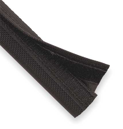 Sleeving, 4.000 In., 25 ft., Black
