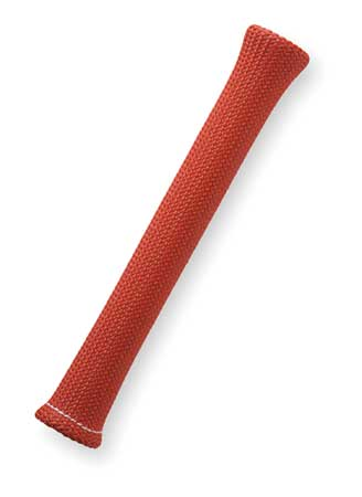 Spark Plug Boot SleevIng, 7.50 In, Red, PK8