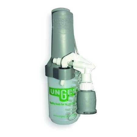 33 oz. Clear,  Preprinted Trigger Spray Bottle