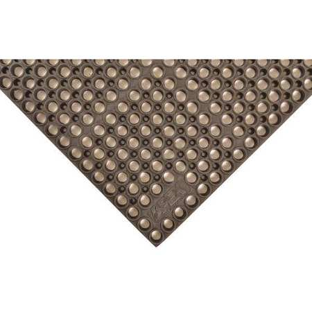 "Drainage Mat, Black, 3 ft. 3""x4 ft. 10"""
