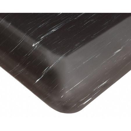 Antifatigue Mat, Black, 2ft. x 3ft.