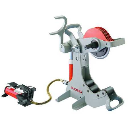 Electric Pipe Cutter, 2-1/2 to 8 In