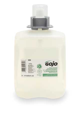 GOJO Foam Soap Refill, Size 2000mL, Black, PK2