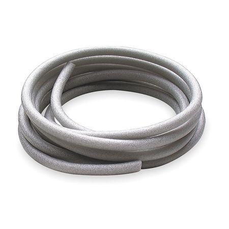 Caulk Backer Rod, 20 ft., Gray, Foam