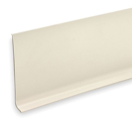 Wall Base Molding,   Almond,  720 In. L