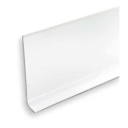 Wall Base Molding,   White,  720 In. L